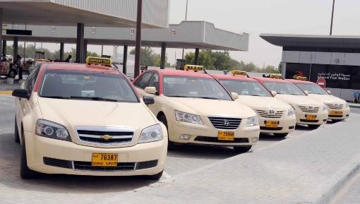 taxis-dubai